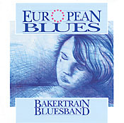 European Blues cd front