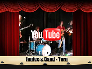 Janice & Band - Torn, Live in Drachten